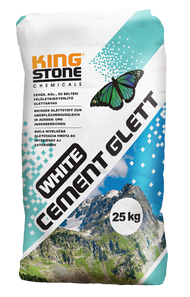 WHITE CEMENT GLETT